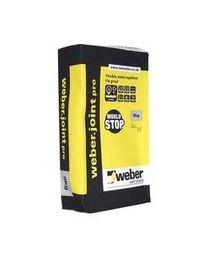 Weber Joint Pro Tile Grout Black 5kg