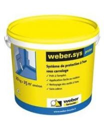 Weber Primers and Sealants Sys Protect Liquid Membrane 7kg