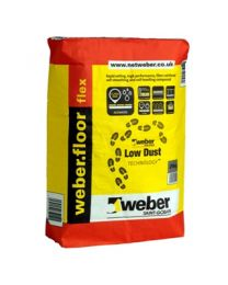 Weber Self Levellers Floor Flex 25kg