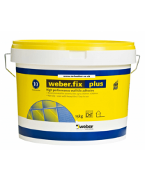 Weber Tile Adhesives Fix Plus 15kg