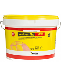 Weber Tile Adhesives Fix WR 15kg