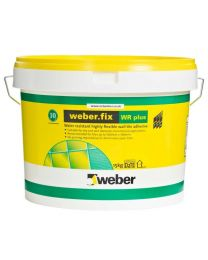 Weber Tile Adhesives Fix WR Plus 15kg