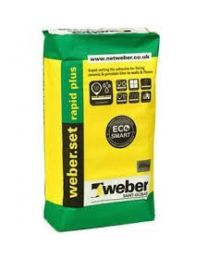 Weber Tile Adhesives Set Rapid Plus ECO 20kg