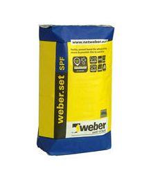 Weber Tile Adhesives Set SPF Grey
