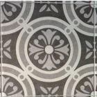 Continental Tiles Vintage Classic Grey Decor Tile