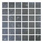 Gemini Tiles Hillock Dark Grey Mosaic Tile