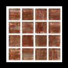 Waxman Ceramics Jewel Topaz Tile