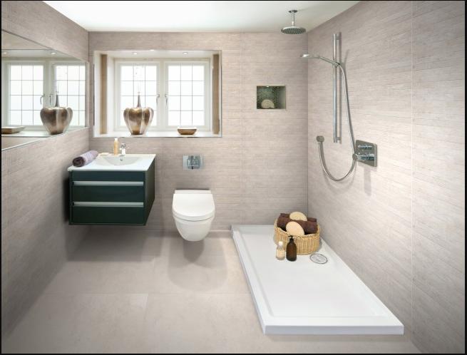 Marshalls Tile And Stone Ashton Decor Beige 320x900