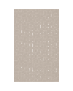 Studio Conran Hartland Putty Mosaic Tile - 248X398mm