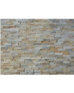 Continental Tiles Split Face Oyster Quartzite Tile