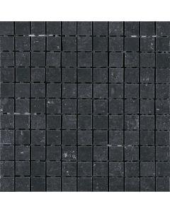 Pavigres Tiles Zeus Negro Mosaic