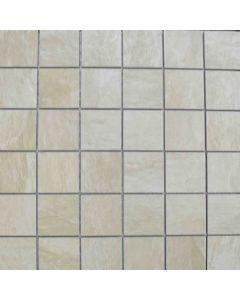 Continental Tiles Zion Ivory Mosaic Tile