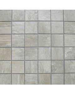 Continental Tiles Zion Grey Mosaic Tile