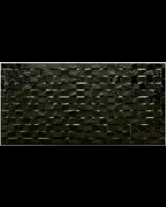 Impex tiles Elite Gloss Black Mosaic Tile