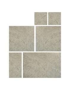Gemini Tiles Venus Land Grey Modular Pattern Tile