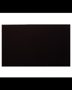 Vitra Streamline Gloss Black Tile - 400x250mm