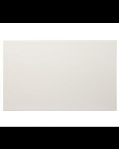 Vitra Streamline Gloss White Tile - 400x250mm