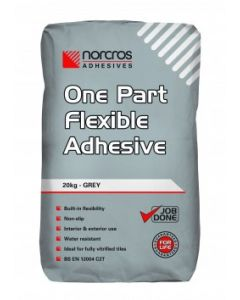 Norcros Adhesives One Part Flexible Grey