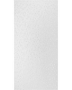 Studio Conran Point Decor White Tile - 248x498mm