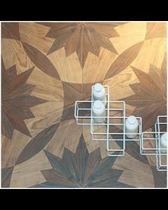 Chateau Wood Effect Floor Tile - 600x600mm