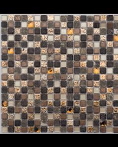 Marshalls Tile and Stone Peony Mosaic 300x300mm