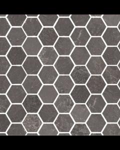 Marshalls Tile And Stone Valmont Hexagon Mosaic -  330x280mm
