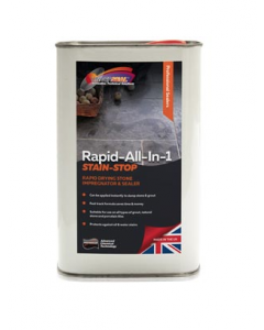 Universeal Rapid All-In-1 stain stop impregnator sealer