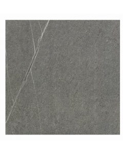 RAK Ceramics Shine Stone Dark Grey Matt Porcelain Wall and Floor Tiles 75x75
