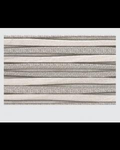 Continental Tiles Rocersa Burlington White/Grey Dec 2 Wall Tiles 20x60