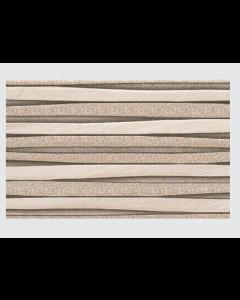 Continental Tiles Rocersa Burlington Cream/Beige Dec 2 Wall Tiles 20x60