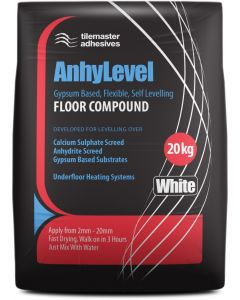 Tilemaster Adhesives Anhylevel 20kg