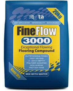 Tilemaster Adhesives Fineflow 3000 20kg