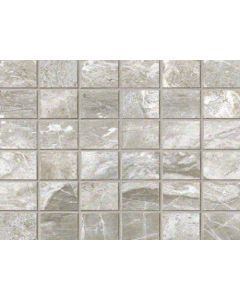 Marshalls Tile and Stone Venetian Frost Mosaic Tile - 308x308mm