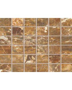Marshalls Tile and Stone Venetian Rock Mosaic Tile - 308x308mm