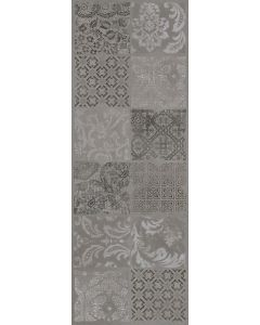 Dream 70 Square Decor Graphit 700x250mm Wall Tile