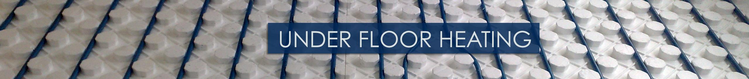 Under Floor Tile Heating