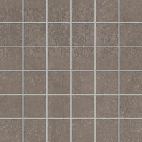 Continental Tiles Piccadilly Greige R9 Mosaic Tiles