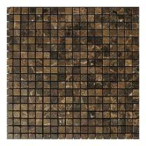 Gemini Mosaics Mocca Stone Tile - 300x300mm
