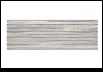 Continental Tiles Rocersa Burlington Grey Decor Wall Tiles 60x20
