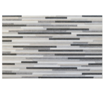 Gemini Tiles Recer Evoke Grey Decor Ceramic Wall Tiles 25x40