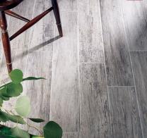 Kielder Dark Grey Wood Effect Glazed Porcelain W&F 150x900mm