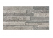 Panaria Tiles Tracks Dark Ash Blend Rectified Porcelain Wall and Floor Tiles 60x30