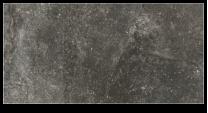 RAK Ceramics Fusion Stone Black Lapatto Porcelain Wall and Floor Tiles 60x15