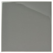 Gemini Reflections Mid Grey Tile - 200x200mm