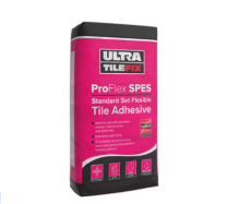 UltraTileFix ProFlex SPES 20KG white flexible slow set tile adhesive 20 Bag Pallet Offer