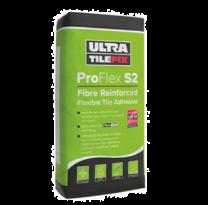 Pallet Deal x54 UltraTileFix ProFlex S2 20kg Grey flexible tile Adhesive