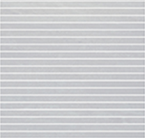 Pietra Pienza Light Grey Matt Mosaic Tile - 300x15mm
