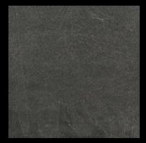 RAK Ceramics Shine Stone Black Matt Porcelain Wall and Floor Tiles 75x75