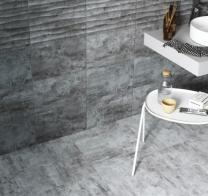 Gemini tiles Cosy Basalt Wave Matt ceramic wall Tile