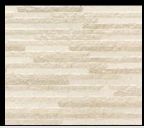 Continental Tiles Baldocer Syrma Krita 30x60 Bone  Decor Wall Tiles